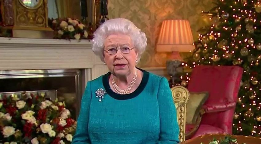 She has sent a Christmas broadcast in every year of her reign.