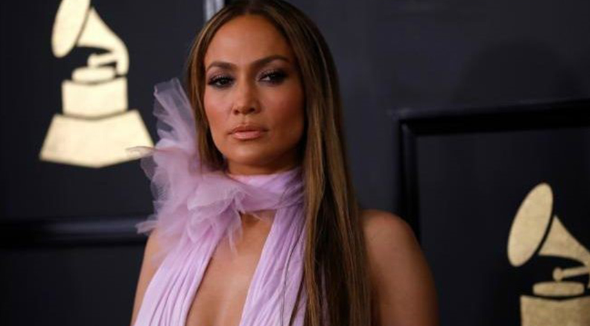 Jennifer Lopez started the night with a strong message urging action.