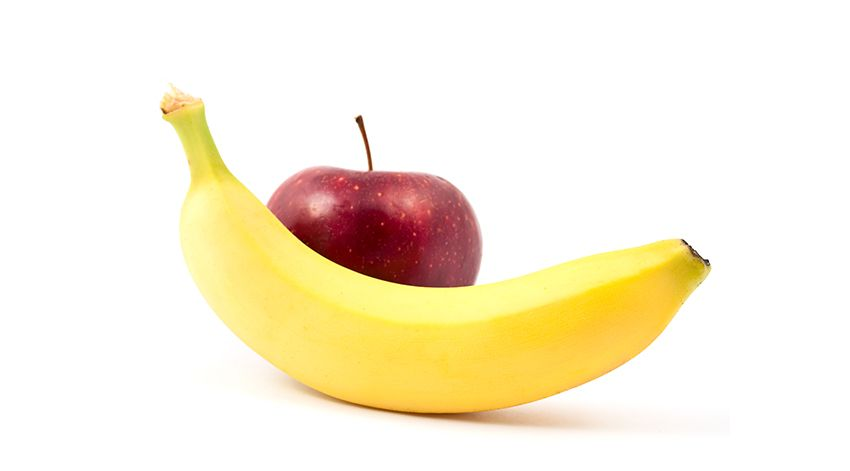 banana and apple acid reflux